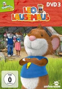 Leo Lausemaus DVD 3, DVD