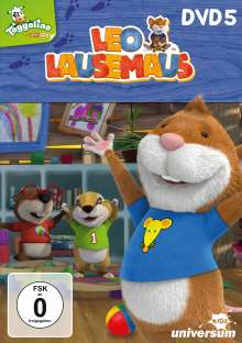 Leo Lausemaus DVD 5, DVD