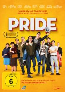 Pride, DVD