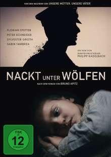 Nackt unter Wölfen (2015), DVD