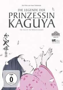 Die Legende der Prinzessin Kaguya, DVD