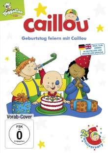 Caillou: Geburtstag feiern mit Caillou, DVD