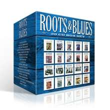 The Perfect Roots & Blues Collection, 20 CDs