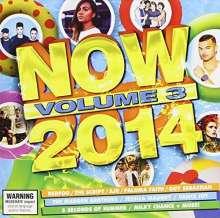Now Volume 3  2014, CD