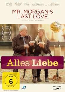 Mr. Morgan's Last Love, DVD