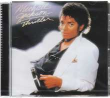 Michael Jackson: Thriller, CD