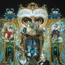 Michael Jackson: Dangerous, CD