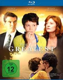 The Greatest (Blu-ray), Blu-ray Disc
