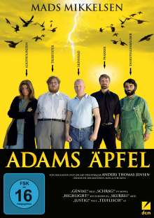 Adams Äpfel, DVD
