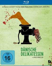 Dänische Delikatessen (Blu-ray), Blu-ray Disc