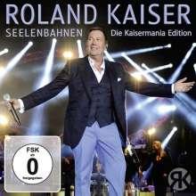 Roland Kaiser: Seelenbahnen: Die Kaisermania Edition (DVD + 2 CD), 3 DVDs