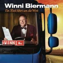 Winni Biermann: Ein Lied fährt um die Welt, CD