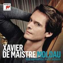 Xavier de Maistre - Moldau, CD