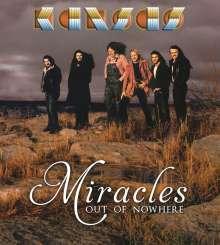 Kansas: Miracles Out Of Nowhere (CD + Blu-ray), CD
