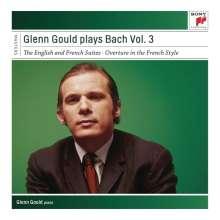 Johann Sebastian Bach (1685-1750): Glenn Gould spielt Bach III (Sony Classical Masters), 4 CDs
