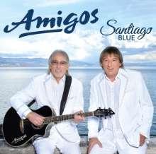Die Amigos: Santiago Blue, CD