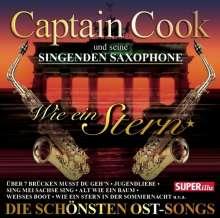 Captain Cook und seine singenden Saxophone: Wie ein Stern, CD