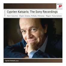 Cyprien Katsaris - The Sony Recordings, 7 CDs