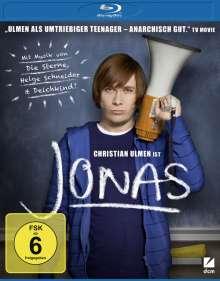 Jonas (2011) (Blu-ray), Blu-ray Disc