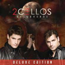 2 Cellos (Luka Sulic & Stjepan Hauser): Celloverse (Deluxe Edition), CD
