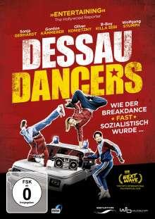 Dessau Dancers, DVD