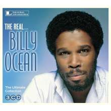 Billy Ocean: The Real...Billy Ocean: The Ultimate Collection, 3 CDs