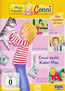 Meine Freundin Conni 7: Conni sucht Kater Mau, DVD