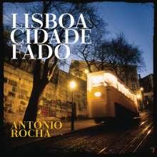 António Rocha: Lisboa Cidade Fado: Live, CD