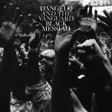 D'Angelo And The Vanguard: Black Messiah, 2 LPs