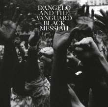D'Angelo And The Vanguard: Black Messiah, CD