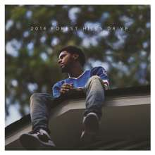 J. Cole: 2014 Forest Hills Drive, 2 LPs