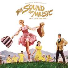 Musical: The Sound Of Music (50th-Anniversary-Edition), CD