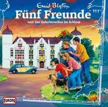 Fünf Freunde (Folge 111) - und das Geheimverlies im Schloss, CD