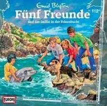 Fünf Freunde (Folge 112) - und der Delfin in der Felsenbucht, CD