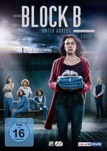 Block B - Unter Arrest Staffel 1, 2 DVDs