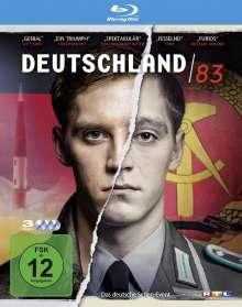 Deutschland 83 (Blu-ray), 3 Blu-ray Discs