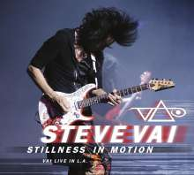 Steve Vai: Stillness in Motion: Vai Live In L.A. 2012, 2 CDs