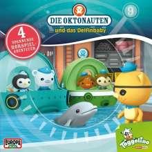 Die Oktonauten (Folge 09) und das Delphinbaby, CD