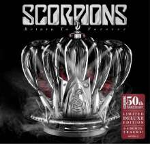 Scorpions: Return To Forever (Limited Deluxe Edition) (Digibook Hardcover), CD