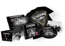 "Scorpions: Return To Forever (Limited 50th Anniversary Collector's Box) (3CD + 7"" + Shirt Gr.L), 3 CDs"