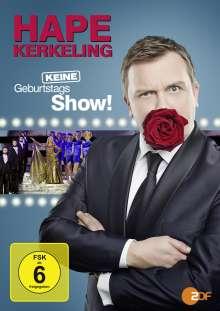 Hape Kerkeling: Keine Geburtstagsshow!, DVD