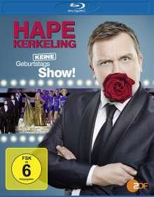 Hape Kerkeling: Keine Geburtstagsshow! (Blu-ray), Blu-ray Disc