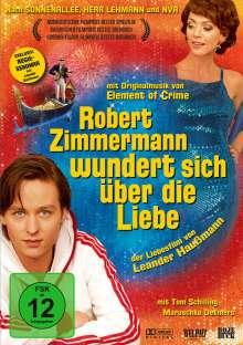 Robert Zimmermann wundert sich über die Liebe, DVD