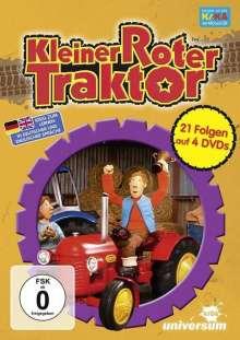 Kleiner roter Traktor Box 3, 4 DVDs