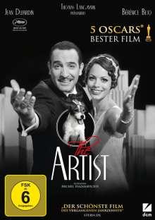 The Artist, DVD