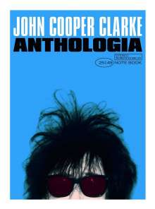John Cooper Clarke: Anthologia, 3 CDs