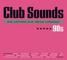 Club Sounds 90s, 3 CDs
