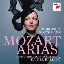 Dorothea Röschmann - Mozart Arias, CD