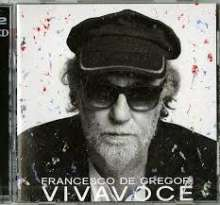 Francesco De Gregori: Vivavoce, 2 CDs