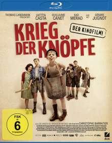 Krieg der Knöpfe (Blu-ray), Blu-ray Disc